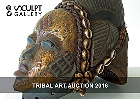Tribal Art Auction 2016