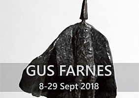 Gus Farnes Solo Exhibition - 8-29 September 2018