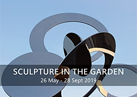 Sculpture in the Garden: May - Sept 2019