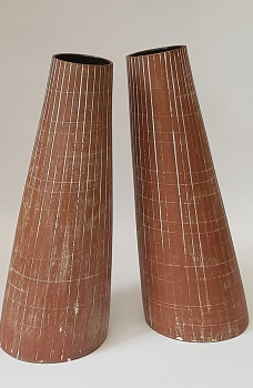 Emily Myers - Pair of Leaning Forms (tall)