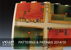 'Patterns & Patinas' Winter Exhibition 2014/15
