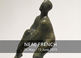 Neal French Solo Exhibition 2019